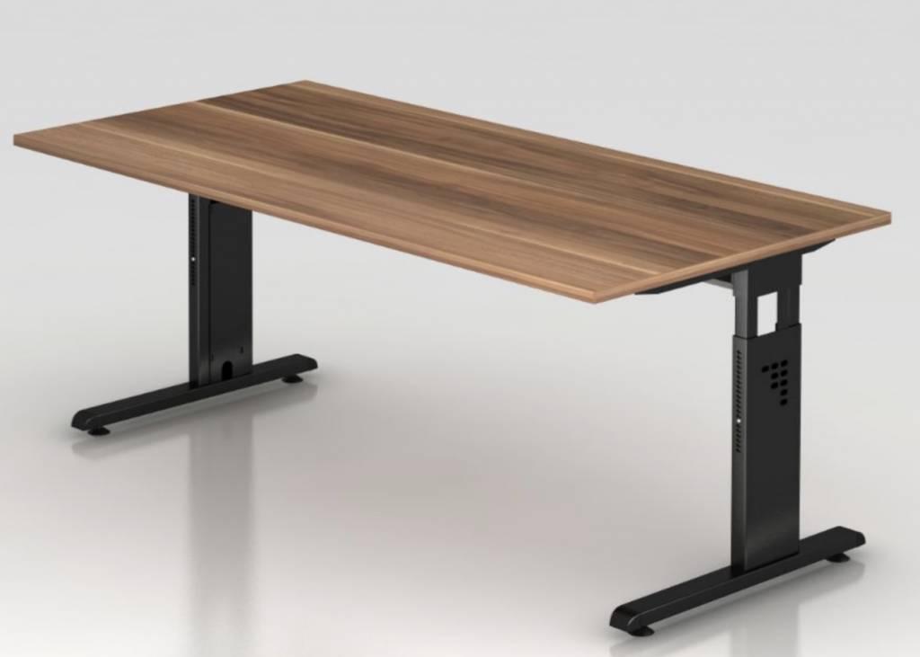 Bureau officina r glable en hauteur brand new office - Bureau reglable en hauteur ergonomique ...
