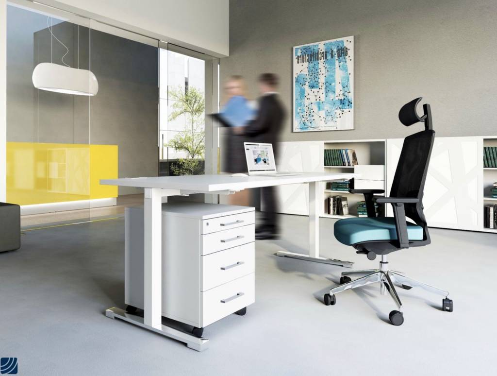 Drive bureau benches réglable en hauteur manuellement brand new