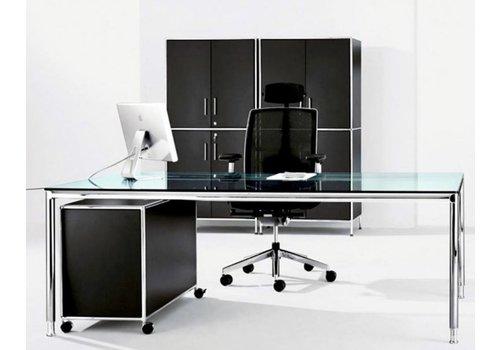 bureaus individueel ergonomische design bureaus brand. Black Bedroom Furniture Sets. Home Design Ideas