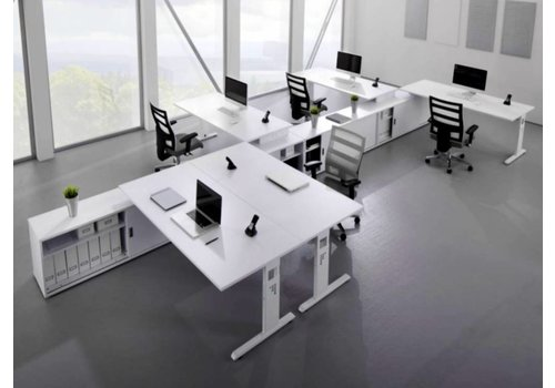 BNO Bureau Officina avec meuble porteur