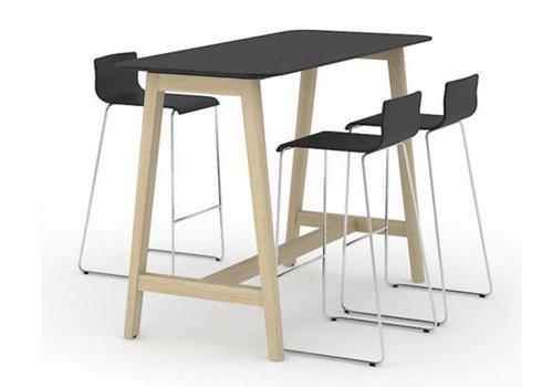 Narbutas Hoge tafels Nova wood