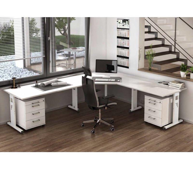 Officina bureau, verstelbaar