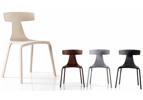 Plank Remo stoel