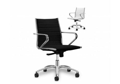 Sitland Classic Manager fauteuil de bureau - cuir