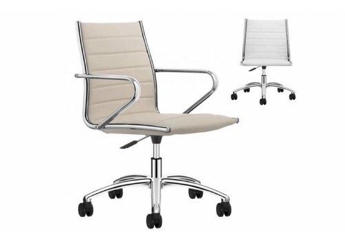 Sitland Classic Meeting chaise de réunion - cuir
