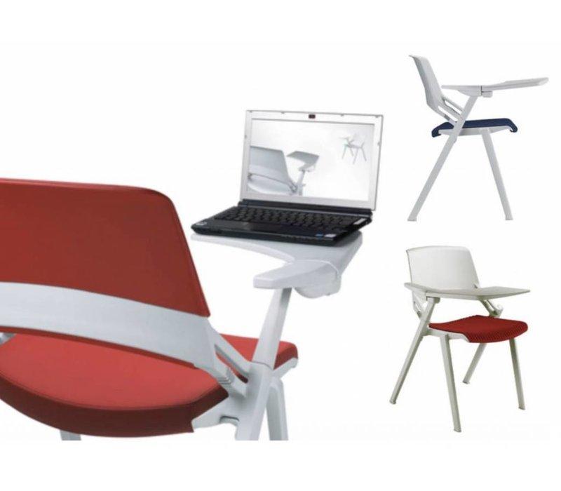 Greens Chaise Avec Tablette écritoire Brand New Office