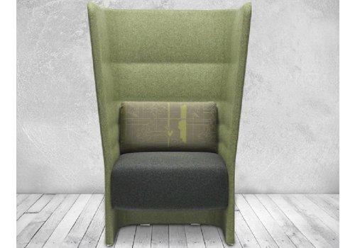 Sitland Cell fauteuil acoustique