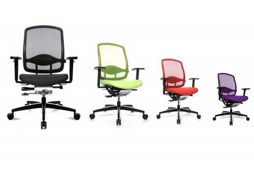 Wagner AluMedic 5 bureaustoel met armleuning