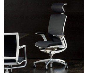 Titan bureaustoel armleuning en hoofdsteun brand new office