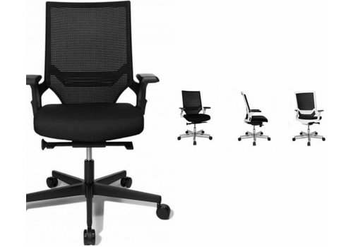 Wagner W8 ergonomische bureaustoel