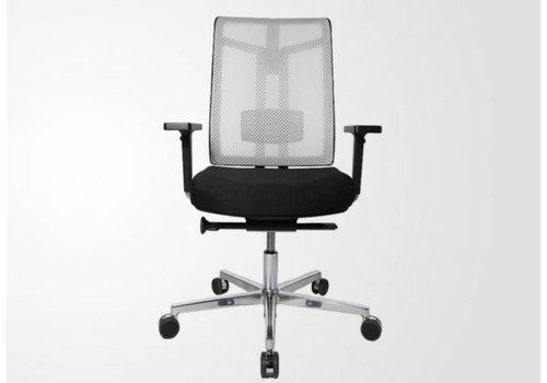 Wagner W7 light bureaustoel ergonomisch