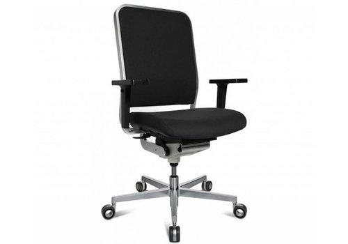 Wagner W1-Low fauteuil de direction en cuir