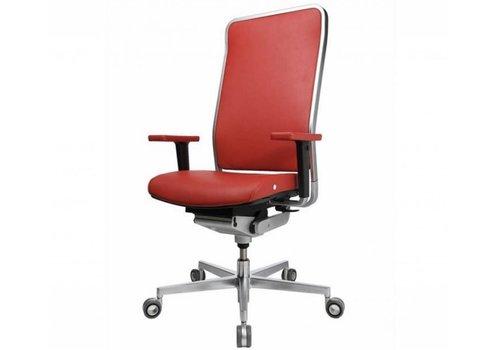 Wagner W-1 High bureaustoel in premium leder