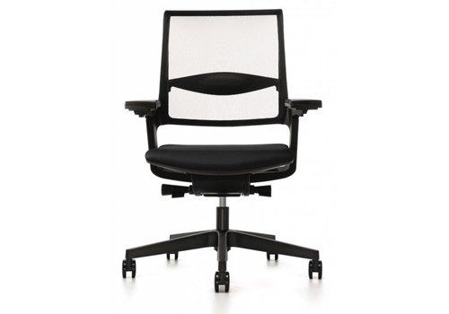 Interstuhl MOVYis chaise de bureau noir