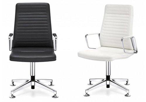 Interstuhl Vintage is5 chaise de conférence de luxe