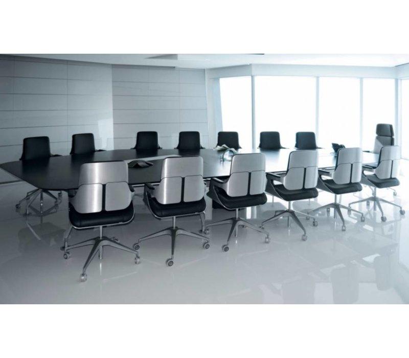 interstuhl silver fauteuil de bureau brand new office. Black Bedroom Furniture Sets. Home Design Ideas