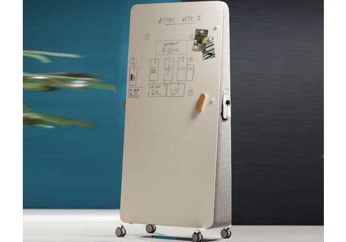 Cascando Trunk mobiele scheidingswand /whiteboard
