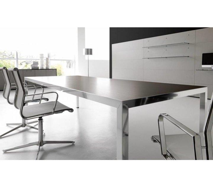 fly bureau en bois brand new office. Black Bedroom Furniture Sets. Home Design Ideas