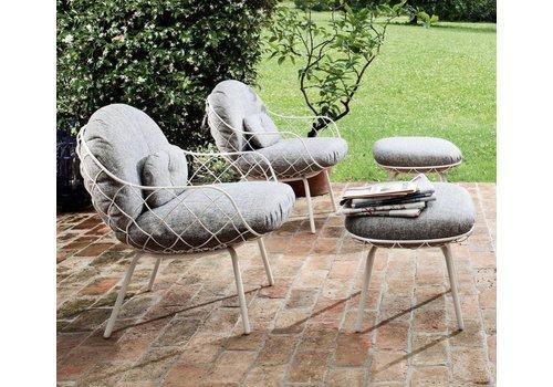 Magis PIÑA low chair - Exterieur