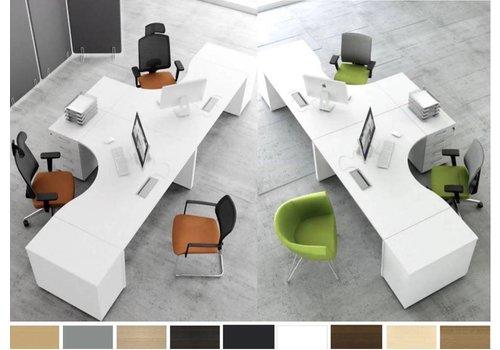 Mdd Ogi-V bureaux d'angle