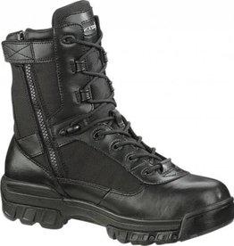 """Bates Enforcer 8"""" Side Zip Leather/Nylon 407 Black"""