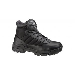 "Bates Enforcer 5"" Tactical Sport Leather/Nylon 403 Black"