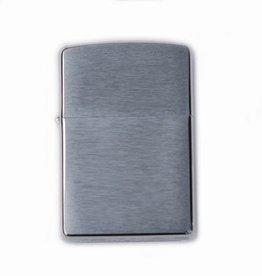 Zippo Brushed zilver #5116 421121-1615