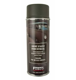 FosCo Industries VW Bulli green spuitbus legerverf sneldrogend 400ml 469312