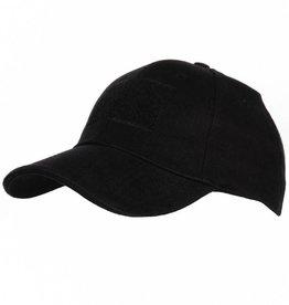 Flexfit Baseball cap Contractor Black 215167