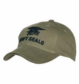 Baseball cap Navy Seals Green 215150-205