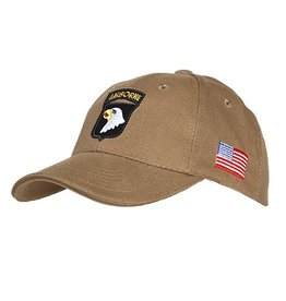 Baseball cap 101st Airborne Khaki 215151-223