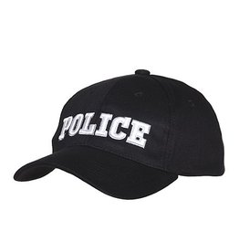 Baseball cap Police Black 215151-213