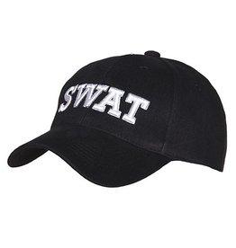 Baseball cap Swat Black 215150-220