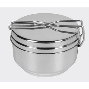 Helikon-Tex Mess Tin Stainless Steel ME-MEN-SS