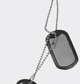 Helikon-Tex Dog Tag Stainless Steel NS-NS1-SS
