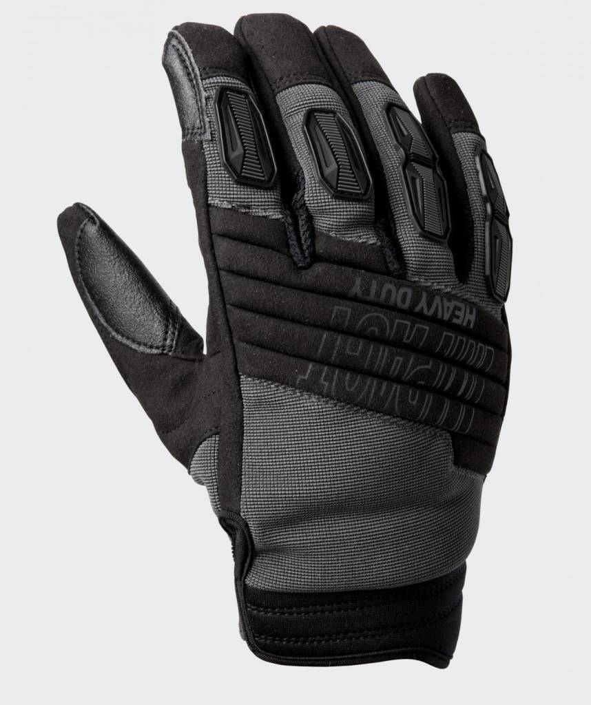 Helikon-Tex Impact Heavy Duty Gloves Black RK-IHD-PO