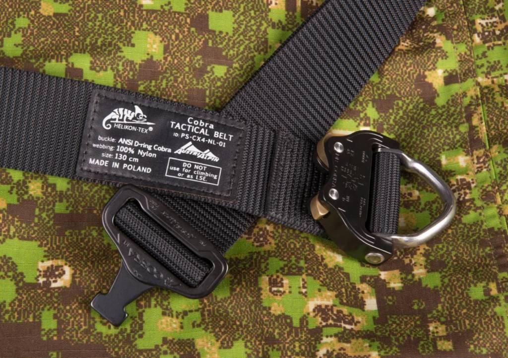 Helikon-Tex Cobra D-Ring (FX45) Tactical Belt PX-CX4-NL