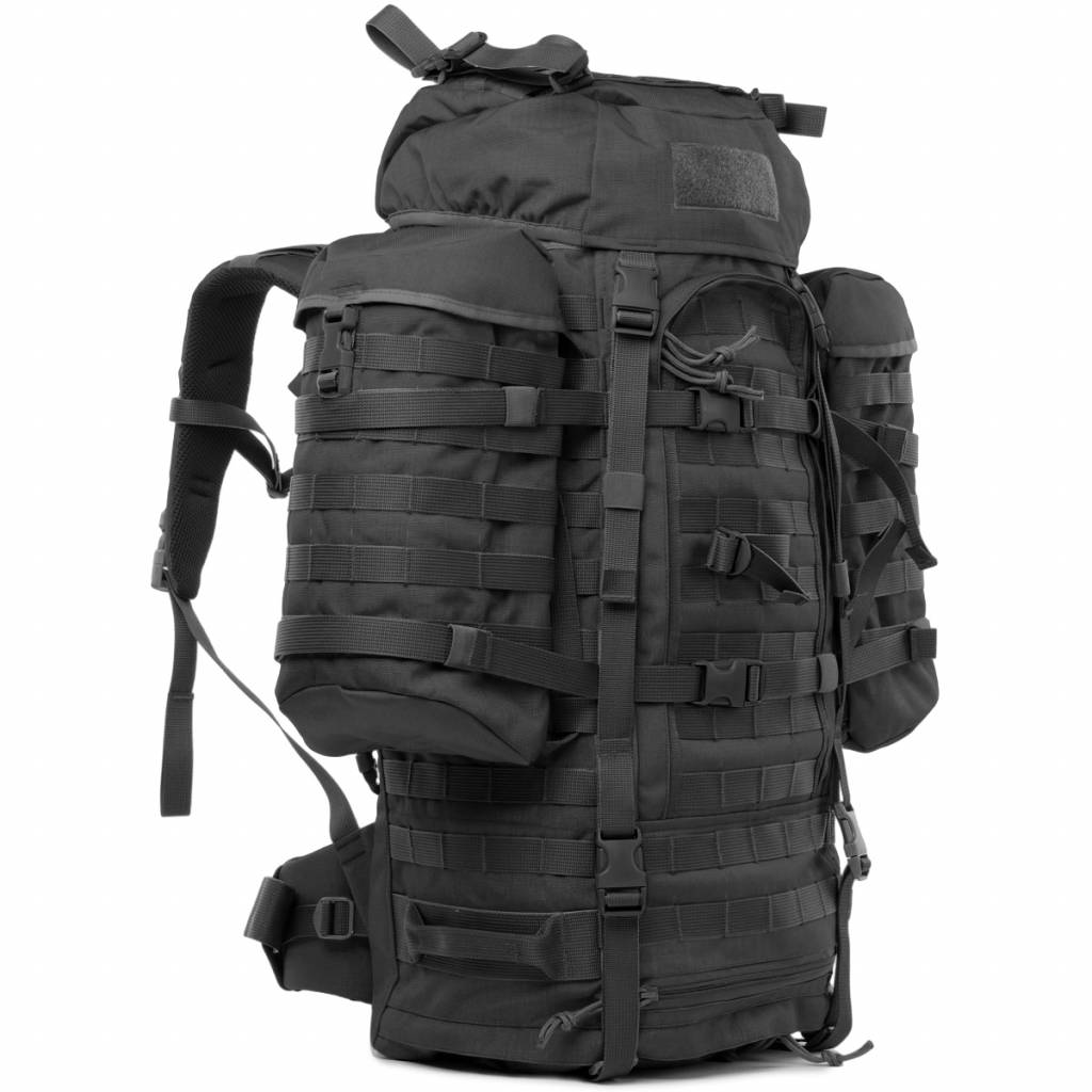 Wisport Rugzak Wildcat 55L with side pockets
