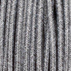 Murray Textielsnoer -linnen grijs-