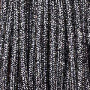 Murray Textielsnoer -linnen zwart-