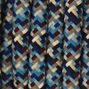 Murray Strijkboutsnoer -multi blauw-