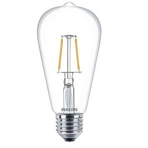 Philips Lichtbron LED druppel 2,3W