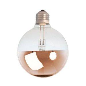 Calex Lichtbron halogeen Globe kopspiegel -koper-