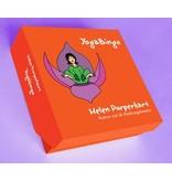 Helen Purperhart Kinderyogakaarten II met yogabingo door Helen Purperhart.