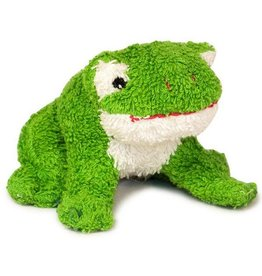 cuddly toy frog