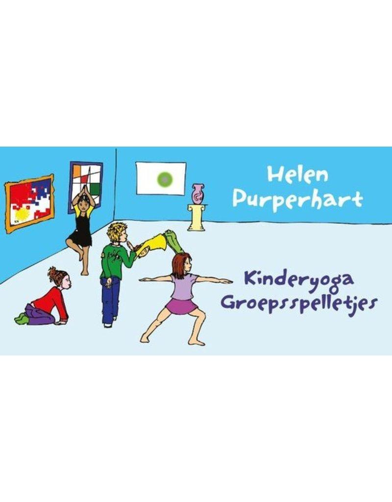 Helen Purperhart Kinderyoga groepsspelletjes