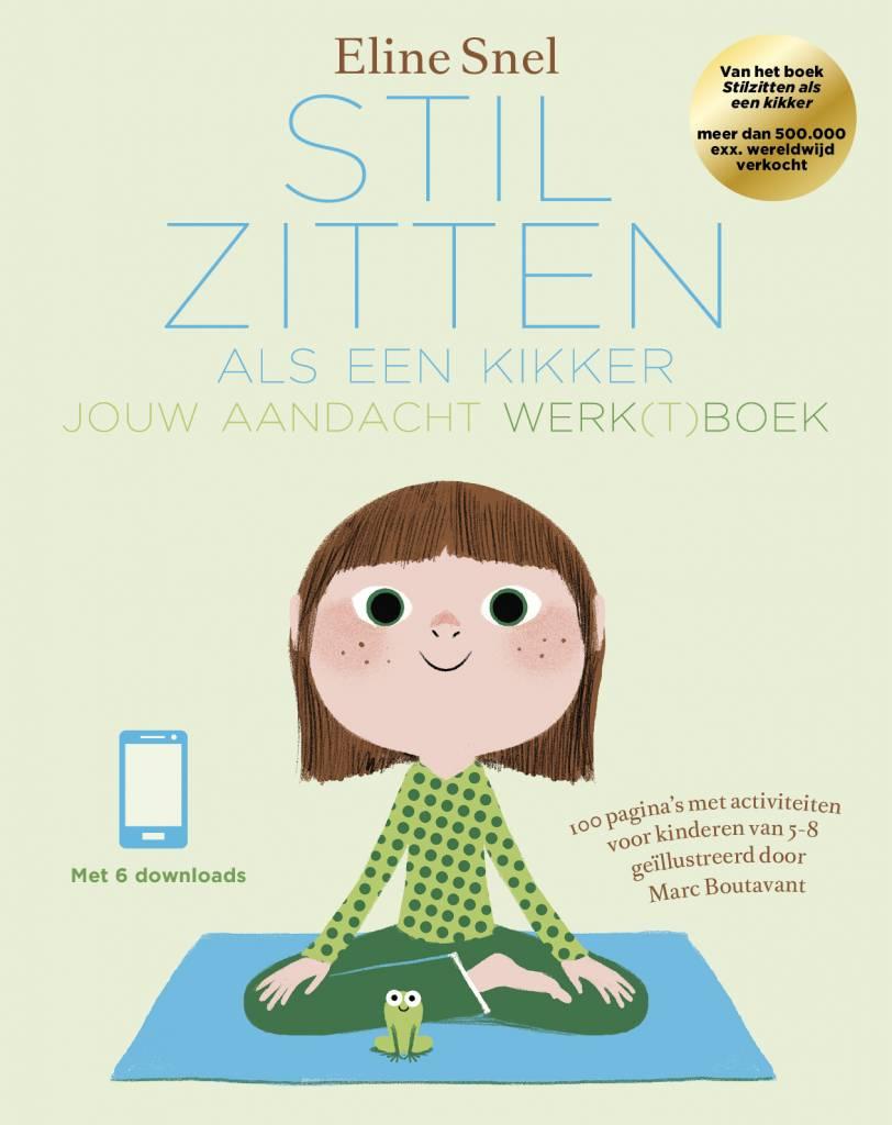 Eline Snel Werkboek Stilzitten als een Kikker