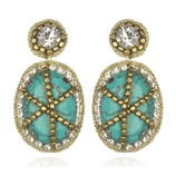SUZANNA DAI PALM SPRINGS DROP EARRINGS