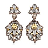 SUZANNA DAI MILANO DROP EARRINGS