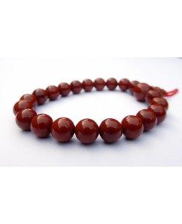 Mala bracelet red jasper